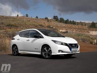 Fotos prueba Nissan Leaf 2018 Foto 1