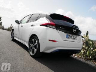 Fotos prueba Nissan Leaf 2018 Foto 4
