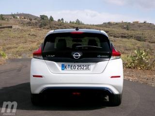 Fotos prueba Nissan Leaf 2018 Foto 6