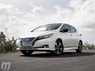 Fotos prueba Nissan Leaf 2018 Foto 7