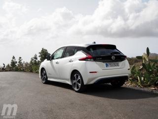 Fotos prueba Nissan Leaf 2018 Foto 8