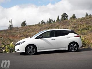 Fotos prueba Nissan Leaf 2018 Foto 11
