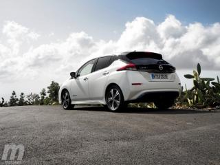Fotos prueba Nissan Leaf 2018 Foto 12