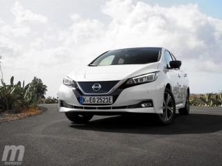Fotos prueba Nissan Leaf 2018 Foto 13