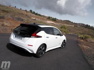 Fotos prueba Nissan Leaf 2018 Foto 15