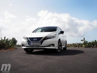 Fotos prueba Nissan Leaf 2018 Foto 16