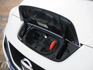 Fotos prueba Nissan Leaf 2018 Foto 19