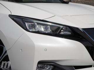 Fotos prueba Nissan Leaf 2018 Foto 21