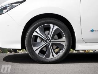 Fotos prueba Nissan Leaf 2018 Foto 24