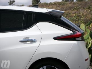 Fotos prueba Nissan Leaf 2018 Foto 25