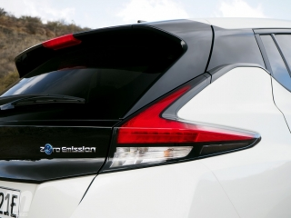 Fotos prueba Nissan Leaf 2018 Foto 27