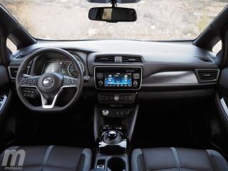 Fotos prueba Nissan Leaf 2018 Foto 35