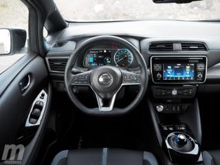 Fotos prueba Nissan Leaf 2018 Foto 36