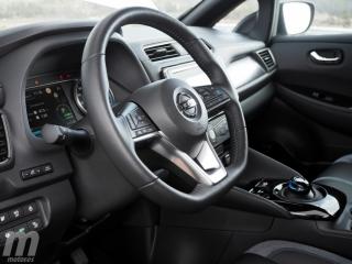 Fotos prueba Nissan Leaf 2018 Foto 37