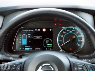 Fotos prueba Nissan Leaf 2018 Foto 38