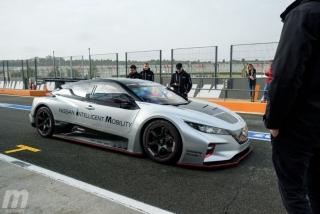 Fotos prueba Nissan Leaf Nismo RC_02 en Ricardo Tormo - Foto 1