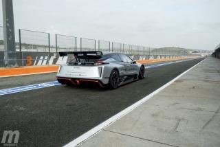 Fotos prueba Nissan Leaf Nismo RC_02 en Ricardo Tormo - Foto 2