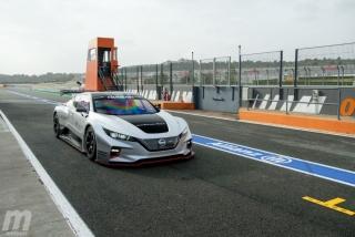 Fotos prueba Nissan Leaf Nismo RC_02 en Ricardo Tormo - Foto 3