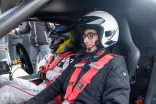 Fotos prueba Nissan Leaf Nismo RC_02 en Ricardo Tormo - Foto 4