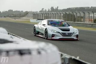 Fotos prueba Nissan Leaf Nismo RC_02 en Ricardo Tormo - Miniatura 9