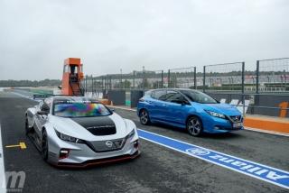 Fotos prueba Nissan Leaf Nismo RC_02 en Ricardo Tormo - Miniatura 11