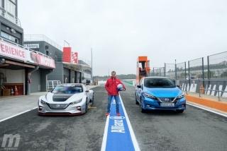 Fotos prueba Nissan Leaf Nismo RC_02 en Ricardo Tormo - Miniatura 12