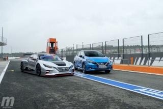 Fotos prueba Nissan Leaf Nismo RC_02 en Ricardo Tormo - Miniatura 14