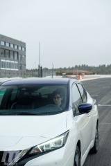 Fotos prueba Nissan Leaf Nismo RC_02 en Ricardo Tormo - Miniatura 15