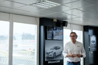 Fotos prueba Nissan Leaf Nismo RC_02 en Ricardo Tormo - Miniatura 26