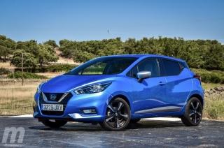 Fotos Prueba Nissan Micra 0.9 IG-T - Foto 1