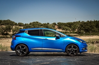 Fotos Prueba Nissan Micra 0.9 IG-T - Foto 4