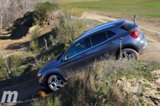 Foto 3 - Fotos prueba offroad gama SUV de Mercedes