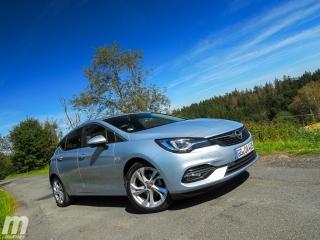 Fotos prueba Opel Astra 2020