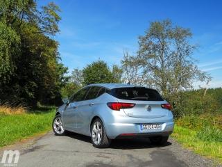 Fotos prueba Opel Astra 2020 Foto 2