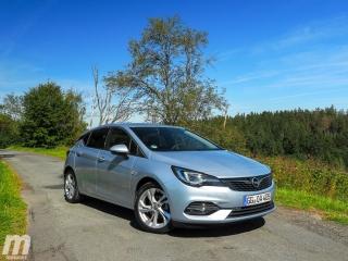 Fotos prueba Opel Astra 2020 Foto 3