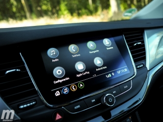 Fotos prueba Opel Astra 2020 Foto 8