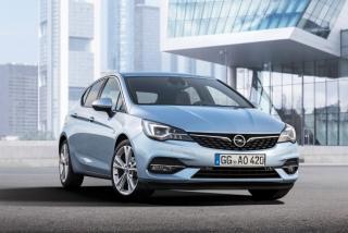 Fotos prueba Opel Astra 2020 Foto 10