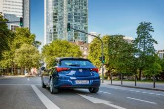 Fotos prueba Opel Astra 2020 Foto 11