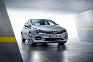 Fotos prueba Opel Astra 2020 Foto 13