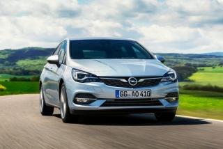 Fotos prueba Opel Astra 2020 Foto 14