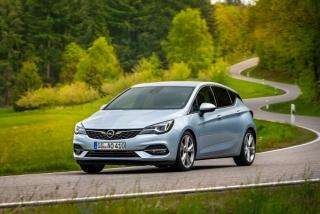 Fotos prueba Opel Astra 2020 Foto 16