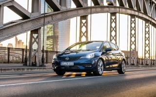 Fotos prueba Opel Astra 2020 Foto 19