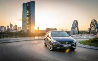 Fotos prueba Opel Astra 2020 Foto 21