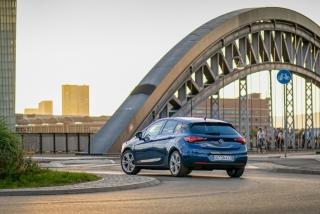 Fotos prueba Opel Astra 2020 Foto 27