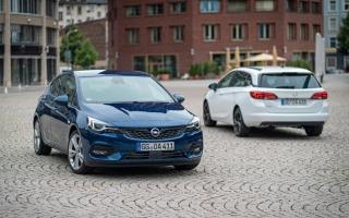 Fotos prueba Opel Astra 2020 Foto 30
