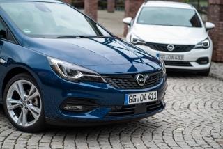 Fotos prueba Opel Astra 2020 Foto 31
