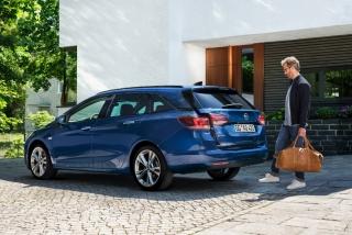 Fotos prueba Opel Astra 2020 Foto 33