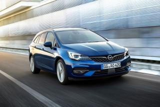Fotos prueba Opel Astra 2020 Foto 34