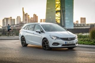 Fotos prueba Opel Astra 2020 Foto 38