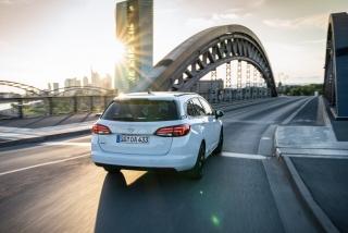 Fotos prueba Opel Astra 2020 Foto 40